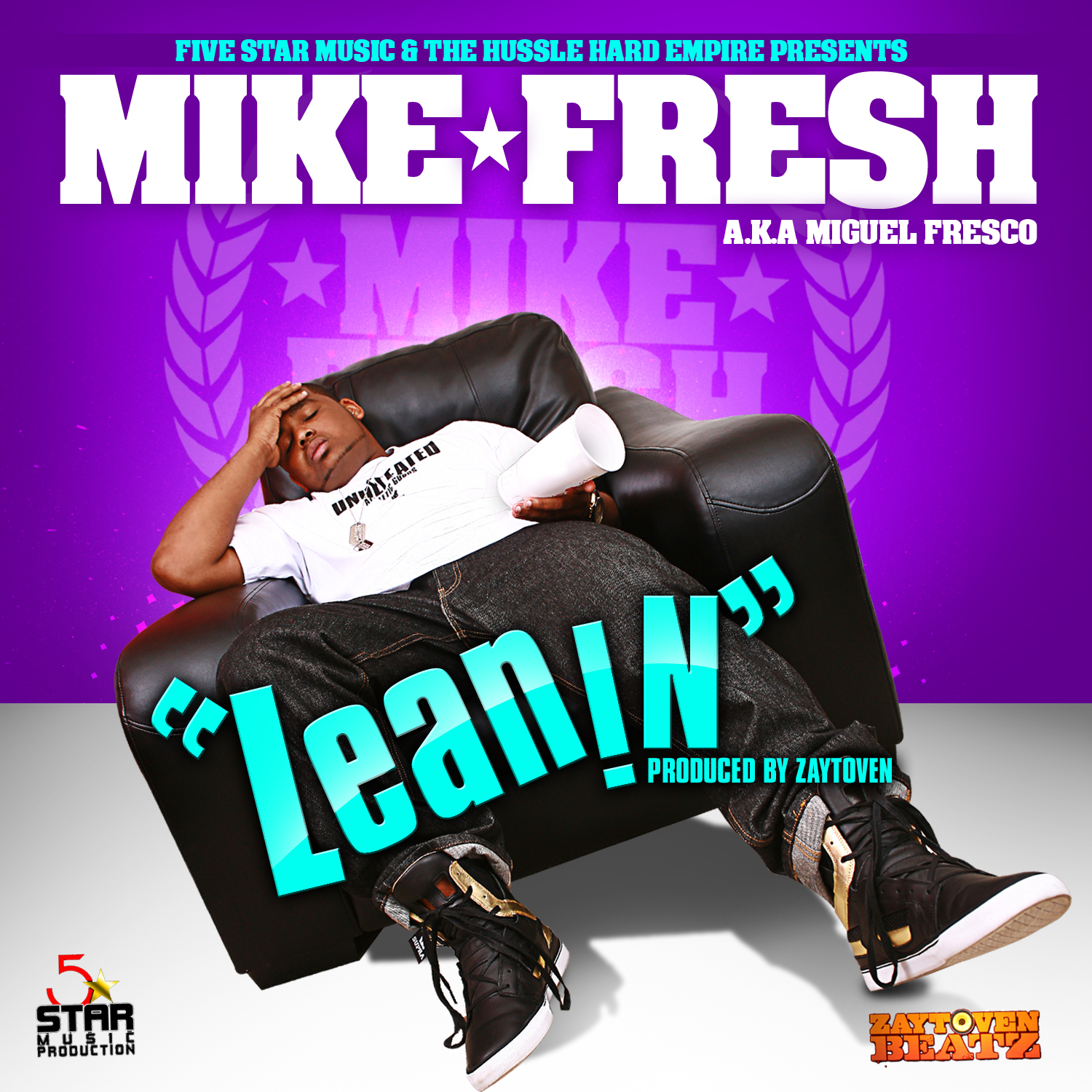 Mike Fresh – Leanin' [Prod. By Zaytoven]