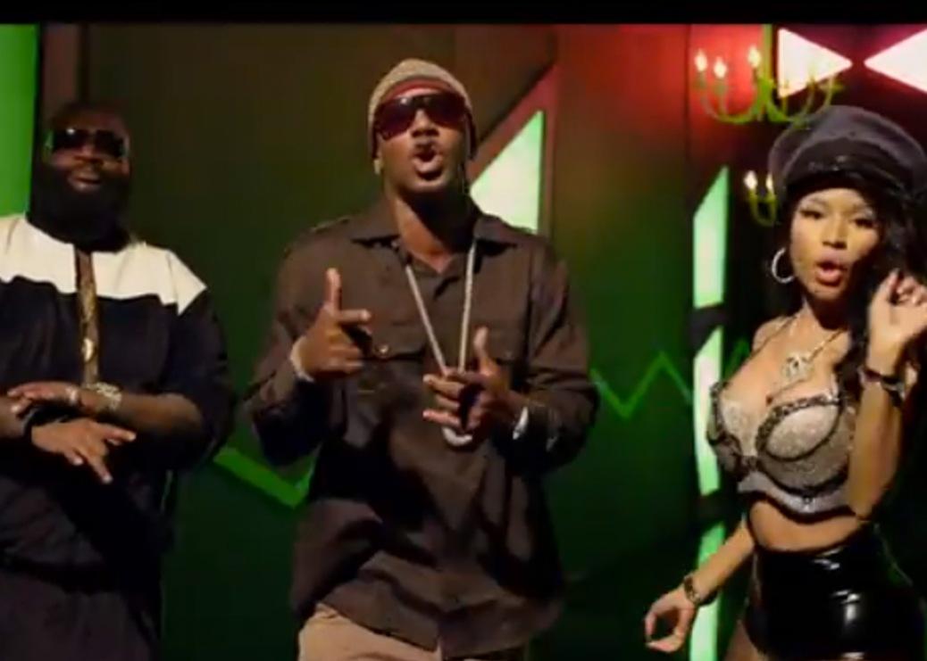 Nicki-Minaj-IamYourLeader