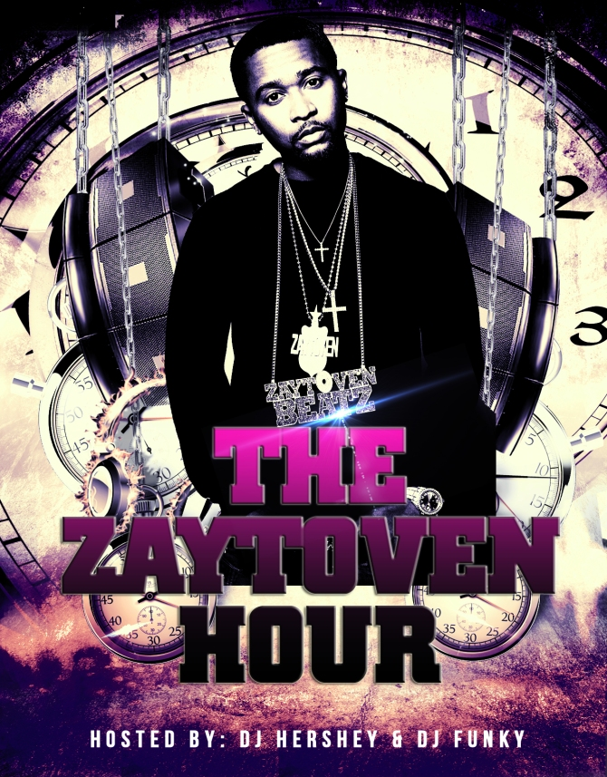 THE_ZAYTOVEN_HOUR FRONT COVER