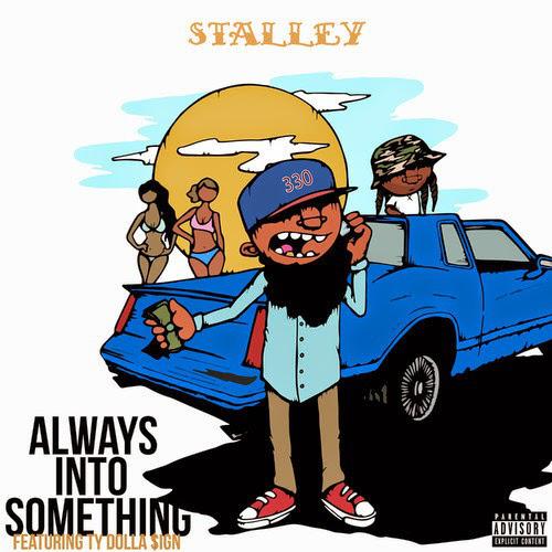 Always-Into-Something