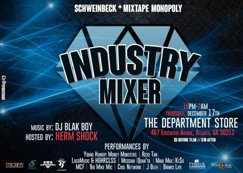 12-17 Industry Mixer